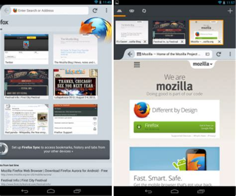 mozilla for android mozilla firefox version for android gamerarena ru