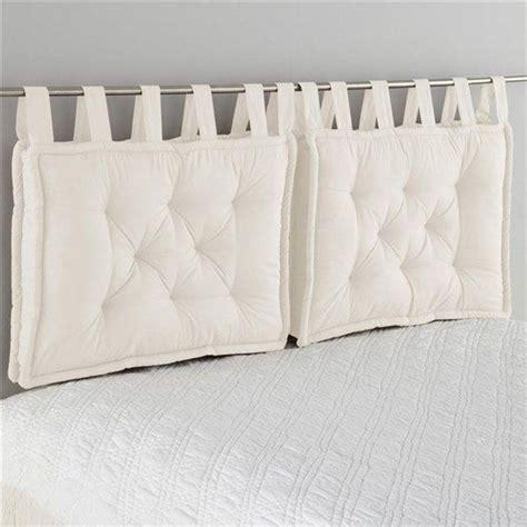 cuscini per testiera letto testiere letto a cuscino letti