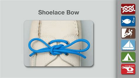 boat bow knot shoelace bow knot how to tie shoelaces bow knot youtube