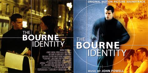 theme music bourne identity идентификация борна музыка из фильма the bourne identity