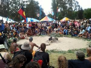 welcome to country a traditional aboriginal ceremony books ceremony at tent embassy abc news australian