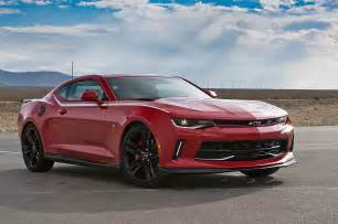 Chevrolet Camaro 2017 Chevrolet Camaro Review Driving Three Camaros With