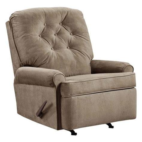 simmons recliner warranty simmons bm400 caroline recliner saddle 1 8 density foam