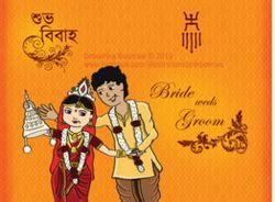 Wedding Cards in Kolkata, West Bengal   Wedding Invitation