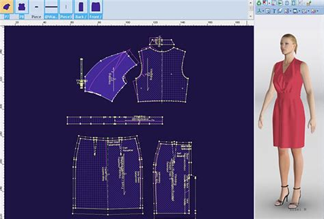 pattern making clothes software assyst bullmer software