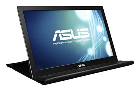 Monitor External asus mb168b 15 6 wxga 1366x768 usb portable monitor