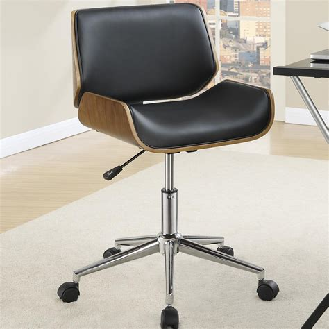 upholstered swivel desk chair upholstered swivel desk chair wood brock soluswatches