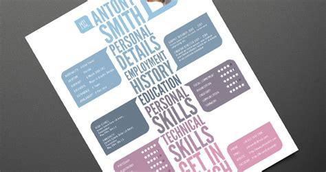 creative resume template vol 1 resumes templates pixeden