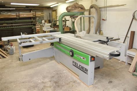 best value cabinet table saw felder k700s sliding table saw buy used for best value