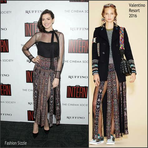 the of a fashion intern in new york city how i did it books hathaway in valentino at the intern new york