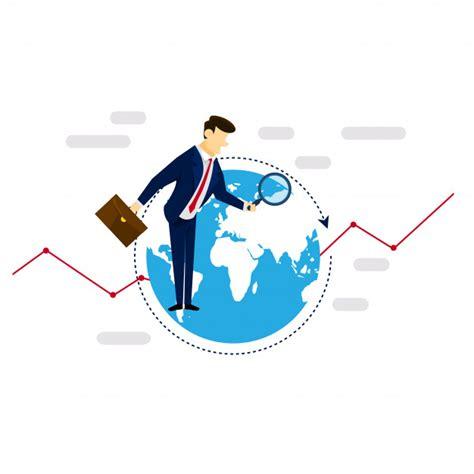 strategy pattern là gì グローバル リサーチ ビジネスマン戦略イラスト コンセプト ベクター画像 無料ダウンロード
