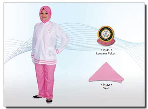 Warna Baju Pandu Puteri Guru maju megah trading pakaian ko kurikulum sekolah
