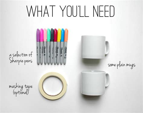 how to make your own steunk jewelry the proven way to make your sharpie mug design stick