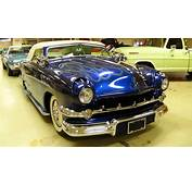 1950 Ford Custom Convertible Show Car Hot Rod 302 V8  YouTube