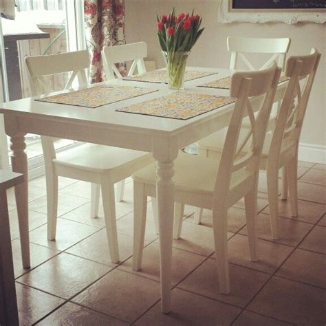 ikea white dining room table white ikea extension table ingatorp my house extensions room and ikea dining room