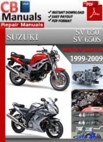 service manuals schematics 2009 suzuki equator free book repair manuals suzuki sv 650 1999 2009 service repair manual ebooks automotive