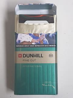 Plakban Hitam 2 Inch Isi Sedikit Per Dunhill Cut International Hijau Spm Menthol Lights