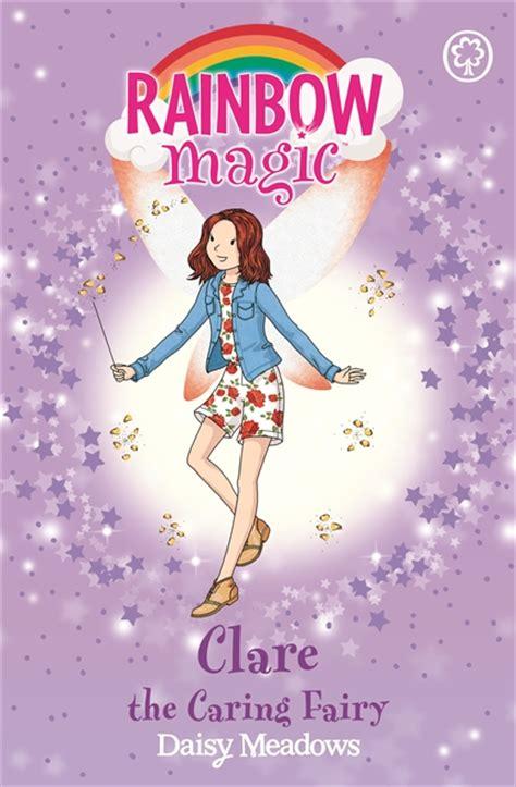 magical folk and fairies 500 ad to the present books clare the caring rainbow magic wiki fandom