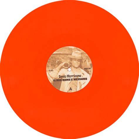 B1 Fortuner K8109l Black White ennio morricone il mio nome e nessuno colored vinyl