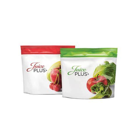 Suplement Fruttaa Blend Juice Plus 174 C 225 Psulas Selecci 243 N De Bayas 2 Botes