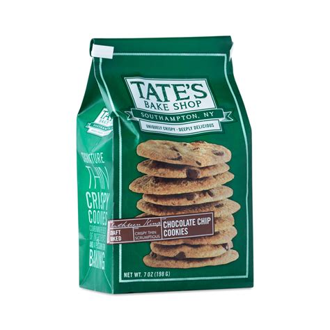 Chocolate Chip Cookies by Tates Bake Shop   Thrive Market