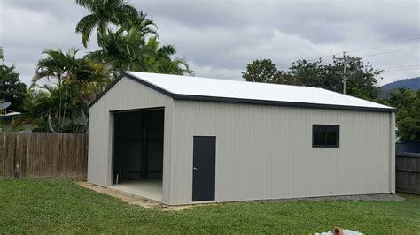 garages and garaports shed alliance brisbane