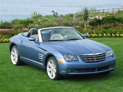 2004 Chrysler Crossfire Review by Used Vehicle Review Chrysler Crossfire 2004 2007 Autos Ca