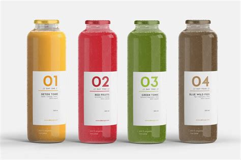 Pureflush Brand Detox Drink by Detox 3 On Packaging Of The World Creative Package