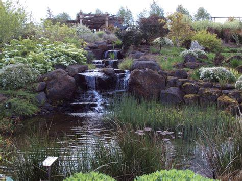 oregon garden silverton oregon great places been