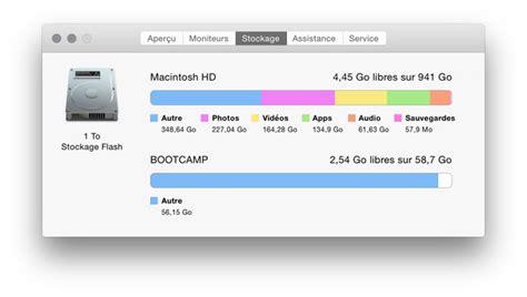 afficher disque dur bureau mac 5 fa 231 ons tr 232 s efficaces de r 233 cup 233 rer de l espace disque