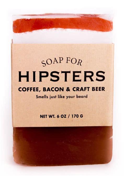 Soap Bar bar soap has hilarious names and even funnier scents