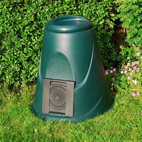 Patio Composter by Garden Compost Bin 330 Litres On Sale Fast Delivery