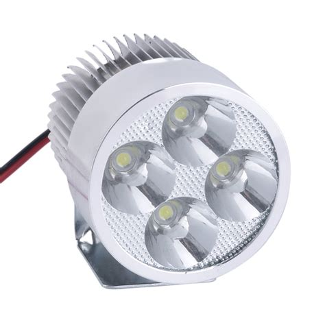 Led Motorcycle Headl 12v 85v 20w bright led spot light l motor bike car motorcycle be ebay