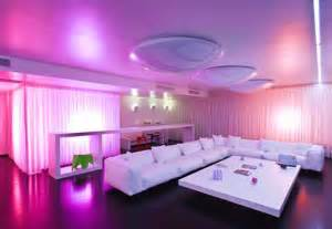 Led Interior Home Lights by Home Technology Has Never Been So Colorful Etc Home