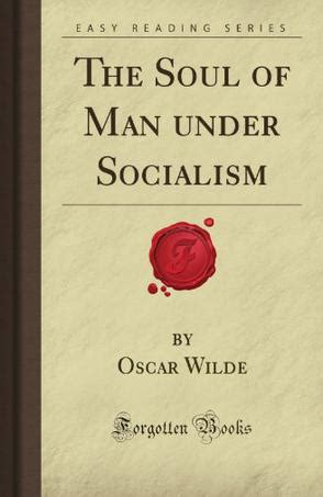the soul of man under socialism 豆瓣
