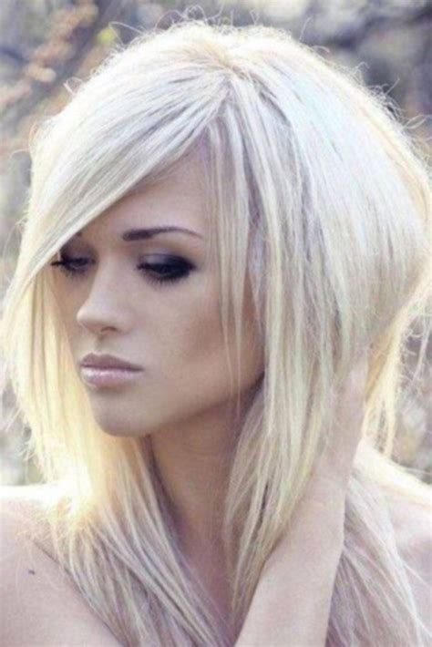 platinum hair color and cuts for over 50 women pictures 25 best ideas about edgy medium haircuts on pinterest