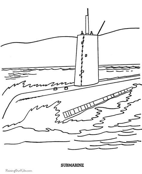 navy coloring pages 005