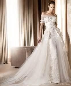 Elie Saab Wedding Dresses Elie By Elie Saab Wedding Dresses 2011 Wedding Inspirasi