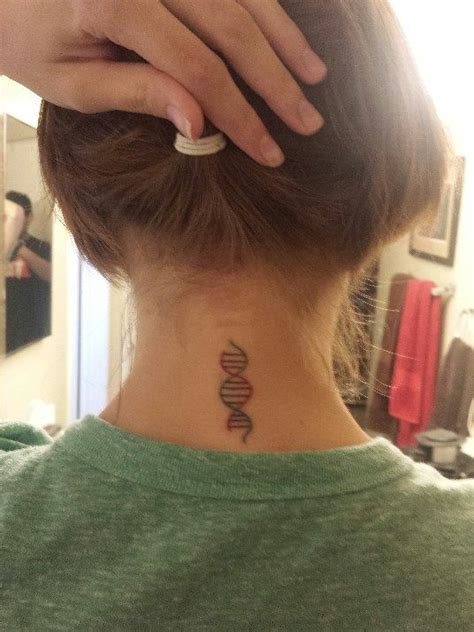 biology tattoo top 25 best dna ideas on science