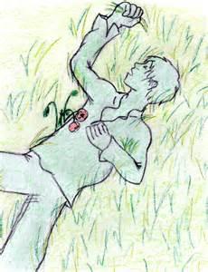 Le Dormeur Du Val Illustration by Le Dormeur Du Val Arthur Rimbaud 183 J Ai 171 Meuh 187 La