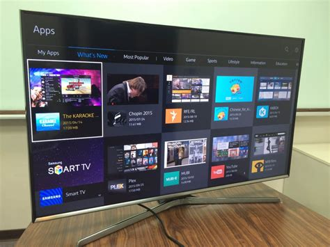 samsung smart app recommended for smart led tv by samsung gtrusted