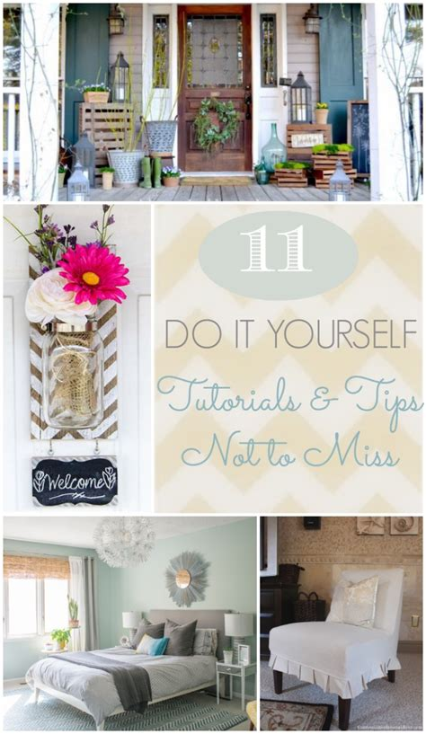 do it yourself home 11 do it yourself tutorials tips not to miss home stories a to z