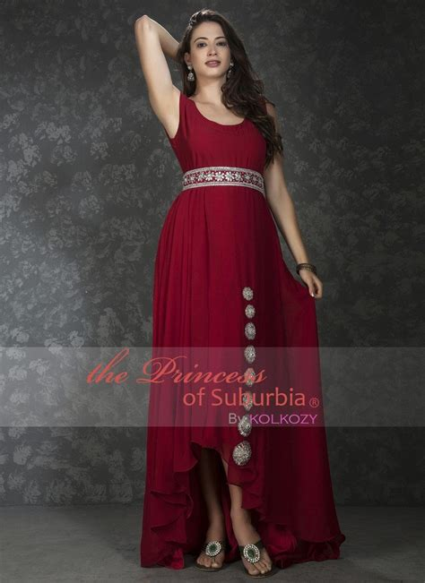 Maxi Dress Gamis Maroon Bordir Bunga maroon maxi dress