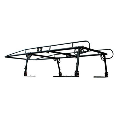 truck racks lowes shop buffalo tools powder coat pro series full size truck rack at lowes com