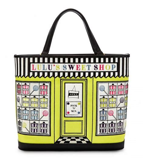 Lulu Guinness Hotel Large Edith by 1451 Best Bags Borse Images On Couture Bags