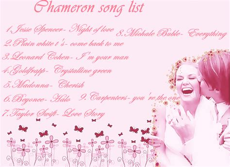 house md music list chameron song list chameron chase cameron photo 7413706 fanpop