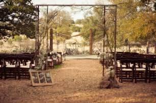 backyard rustic wedding triyae rustic vintage backyard wedding various
