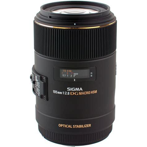 Sigma Macro sigma 105mm f 2 8 ex dg os macro lens for sigma cameras 258110
