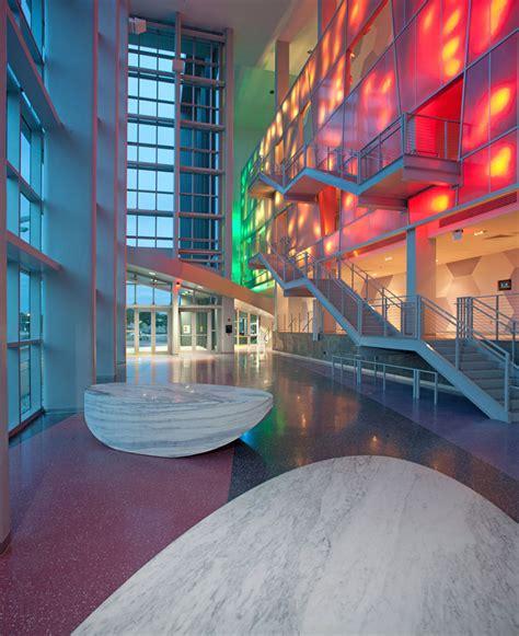 Interior Design Center by South Miami Dade Cultural Arts Center By Arquitectonica
