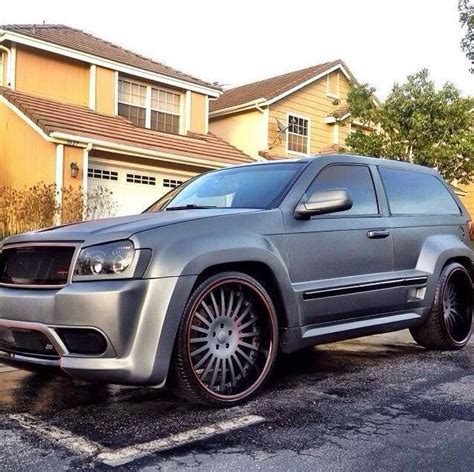 Jeep Srt Custom 2 Door Jeep Srt8 Custom Trucks Jeep Srt8